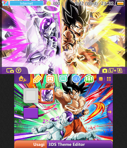 Goku & Frieza - Dokkan Battle
