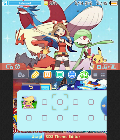Another pokemon theme(requested)