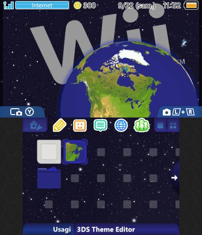 Wii Galaxy | Theme Plaza
