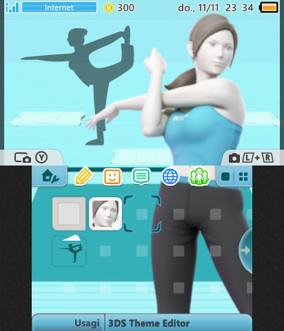 Wii fit trainer r34