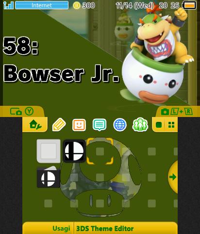 Smash Ultimate Bowser Jr Theme Theme Plaza