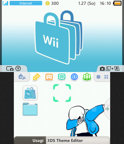 Wii Shop Theme... with a twist.