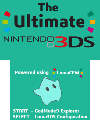 Ultimate 3DS Splash Screen   Theme Plaza