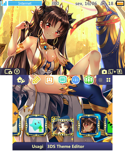 Fate Grand Order - Ishtar 01