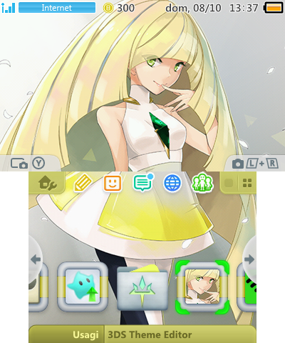 Lusamine - Aether Foundation