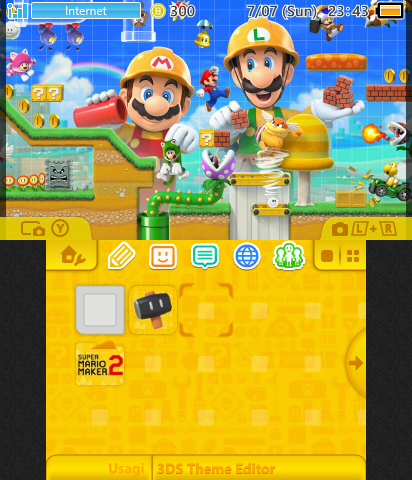 Super Mario Maker 2 - Editor | Theme Plaza