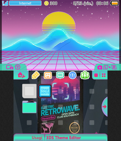Vaporwave   Theme Plaza