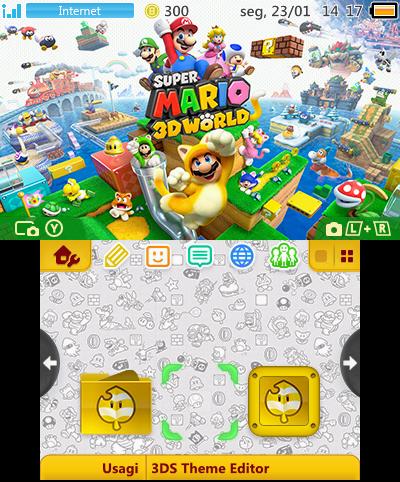 Super Mario 3D World | Theme Plaza
