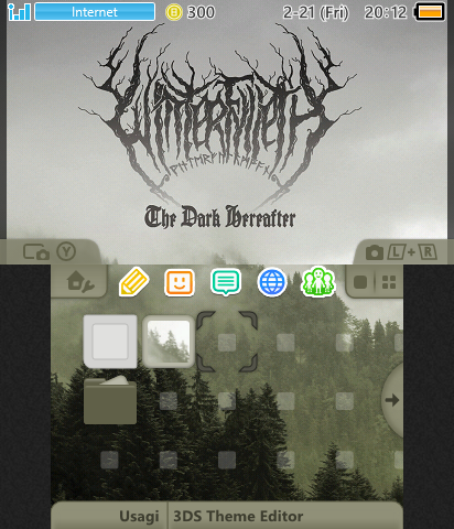 Winterfylleth theme