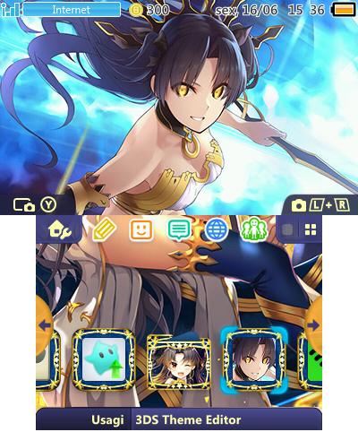 Fate Grand Order - Ishtar 02