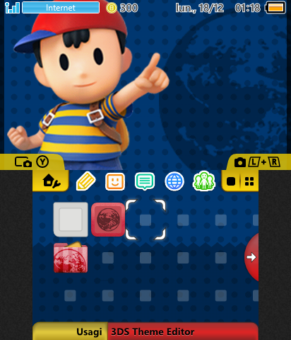 ness earthbound theme plaza