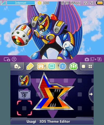 Mega Man X - Storm Eagle | Theme Plaza