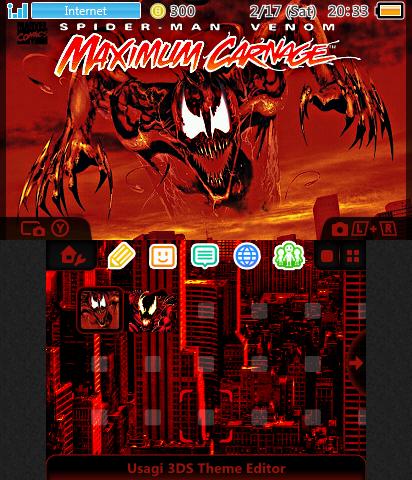 Maximum Carnage Theme Plaza