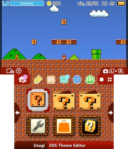 Super Mario Bros Nes | Theme Plaza