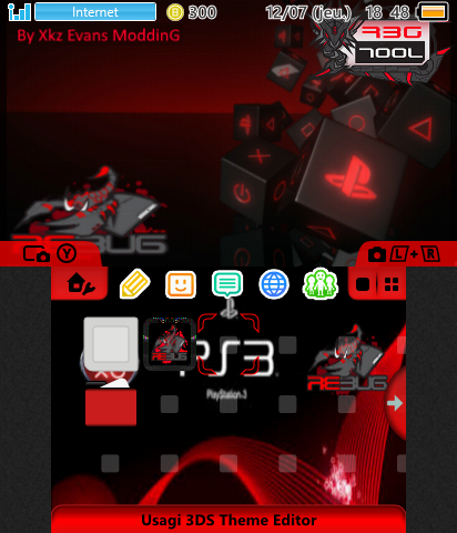 PS3 ReBuG Theme | Theme Plaza