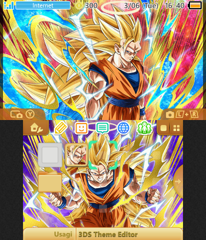 SSJ3 Angel Goku - Dokkan Battle