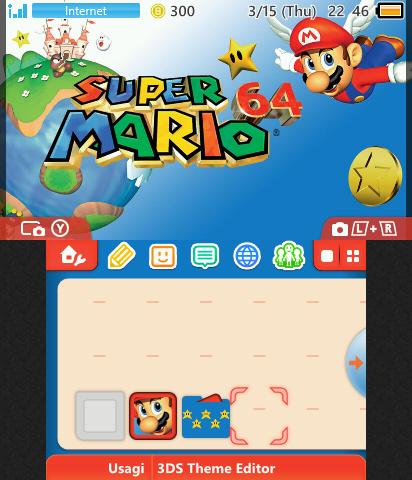 Super Mario 64   Theme Plaza