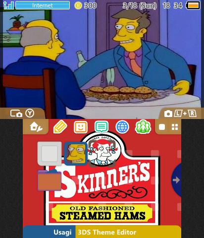 Steamed Hams | Theme Plaza
