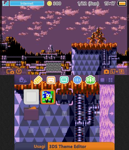 Sonic CD - Palmtree Panic (Bad) | Theme Plaza