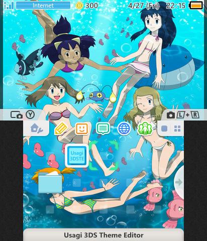 Pokemon theme(with sfx) | Theme Plaza