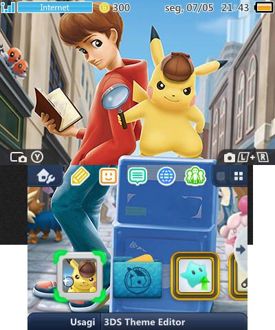 Pokemon Detective Pikachu Theme Plaza