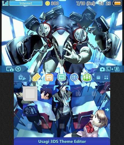 Persona 3 Thanatos Theme Theme Plaza