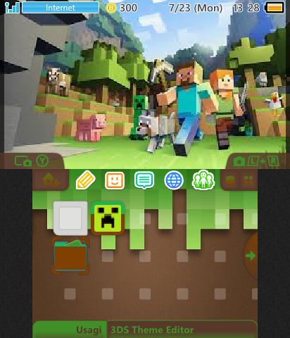 Minecraft | Theme Plaza