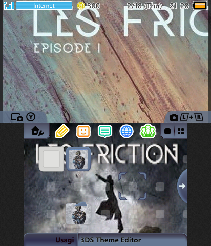 Les Friction