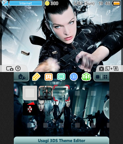 Resident Evil: Afterlife Theme 2
